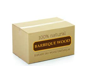 Christina850 tarafından Create Print and Packaging Designs for Barbeque wood için no 7