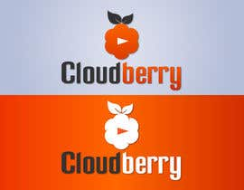 #523 for Design a Logo for Cloudberry media box by dishonored