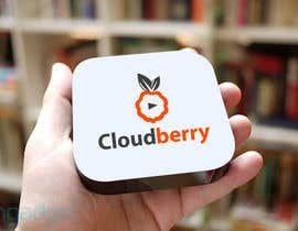 nº 424 pour Design a Logo for Cloudberry media box par sultandesign