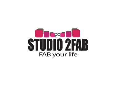 Nro 39 kilpailuun Design a Logo for Studio2FAB käyttäjältä linadenk
