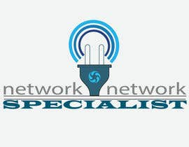 #73 for Develop a Corporate Identity for NetworkSpecialist by UenUil