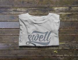 #21 untuk Design a Logo for Swell Apparel oleh vladspataroiu