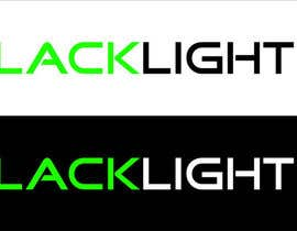 #185 for Design a Logo for Blacklight Slide af megf