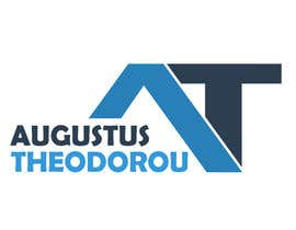 #21 para AUGUSTUS THEODOROU REAL ESTATE LOGO por visualartdesign