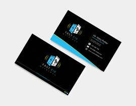 #27 untuk Provide a business card which defines the mobile repair industry oleh shikhorroy