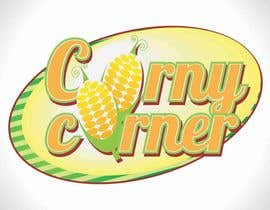 #16 for Create a Logo and Food Stall Look for Corny Corner af studio999