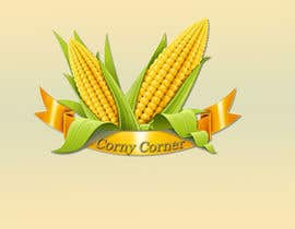 #12 for Create a Logo and Food Stall Look for Corny Corner af cristinaa14