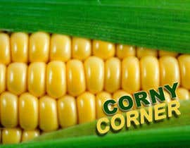 #7 for Create a Logo and Food Stall Look for Corny Corner af deependrar91