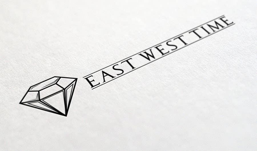 Inscrição nº 33 do Concurso para Design a Logo for East West Time