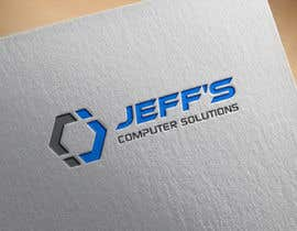 #244 cho Logo Design for Jeff's Computer Solutions bởi mamunfaruk