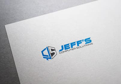 #289 for Logo Design for Jeff's Computer Solutions af thelionstuidos