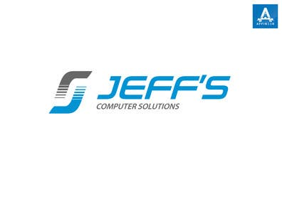 #146 cho Logo Design for Jeff's Computer Solutions bởi affineer