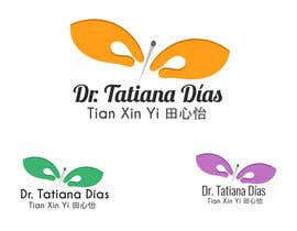 #18 for Design a Logo for Dr. Tatiana Dias af ayuwoki