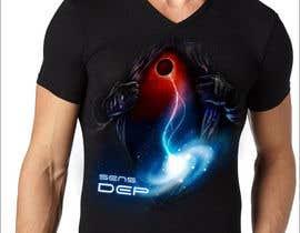 Nro 127 kilpailuun T-Shirt design -- Senz Dep käyttäjältä moonblue95