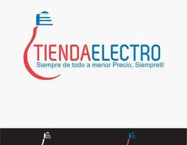 Nro 27 kilpailuun Logo Design for an electronics shop käyttäjältä weblionheart