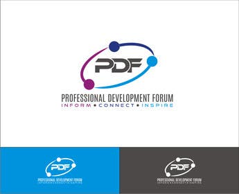 #120 untuk Design a Logo for Professional Development Forum oleh RPDonthemove