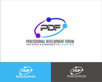 #158 untuk Design a Logo for Professional Development Forum oleh RPDonthemove