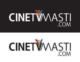 #186 for logo design for cinetvmasti.com by yerfandi
