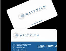 #21 for Develop a Corporate Identity for Westview Financial Services Ltd af engiro