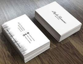 #6 for Design some Business Cards for Makeup, Brow & Lash Specialist af assamite