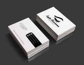 #13 for Design some Business Cards for Makeup, Brow & Lash Specialist af hansa02