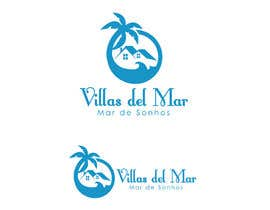 #41 for Design a Logo + Stationary for: Villas del Mar by alexandracol