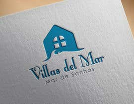 #45 for Design a Logo + Stationary for: Villas del Mar by alexandracol