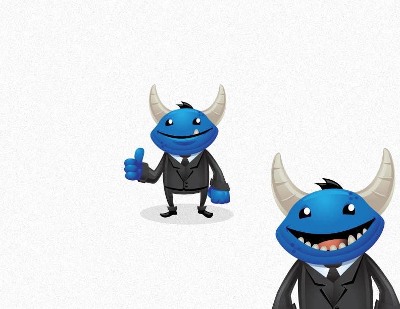 Kilpailutyö #1 kilpailussa Graphic design for new character,