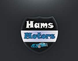 #38 cho Diseñar un logotipo for Hams Motors bởi cristian724