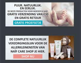 #21 for Design 2 Banners for a baby/mother care products site af dinesh0805