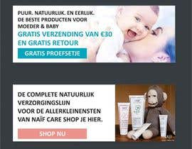 #24 for Design 2 Banners for a baby/mother care products site af dinesh0805