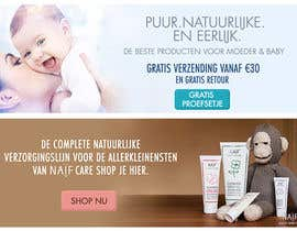 #19 for Design 2 Banners for a baby/mother care products site af assamite