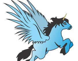 #30 for Cartoon Character (Set of Five) of a Unicorn-Pegasus af erwantonggalek