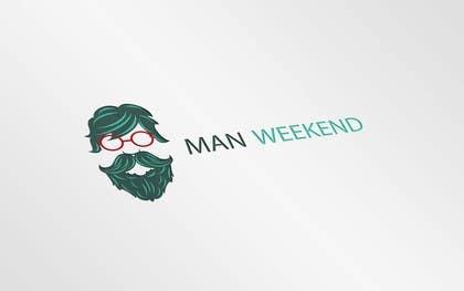 Nro 7 kilpailuun Design a Logo for Man Weekend käyttäjältä nashib98