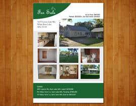 Nro 9 kilpailuun 2 real estate flyers done käyttäjältä raoufnawab