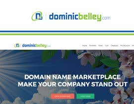 #25 for Create a logo for DominicBelley.com by strezout7z