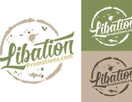 #20 para Design a Logo for Libation Promotions por vladspataroiu