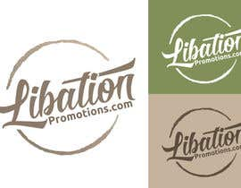 #29 for Design a Logo for Libation Promotions by vladspataroiu