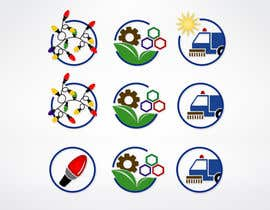 mo2c tarafından Design 3 Icons for a Landscaping Website için no 8