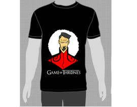 #34 for Design a Game of Thrones T-Shirt Tee by amdisenador