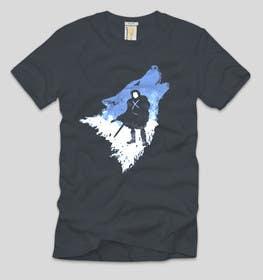 Nro 11 kilpailuun Design a Game of Thrones T-Shirt Tee käyttäjältä ezaz09
