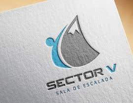 Nro 53 kilpailuun Diseñar un logotipo para Sector V käyttäjältä AnnaTaisha