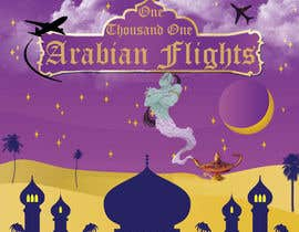 "#80 for Design ""1001 Arabian Flights"" by abdealisaif"