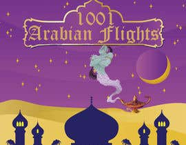 "#71 for Design ""1001 Arabian Flights"" by burhansaif043"