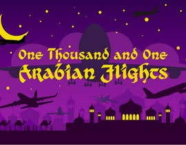 "#46 for Design ""1001 Arabian Flights"" by Stevieyuki"