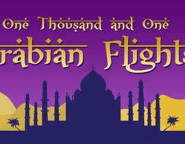 "#13 for Design ""1001 Arabian Flights"" by Estenio7"