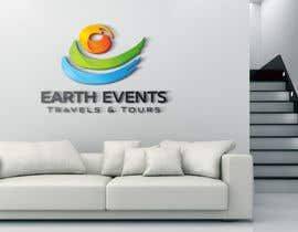#98 untuk Design a Logo for EARTH EVENTS Travels & Tours oleh ishansagar