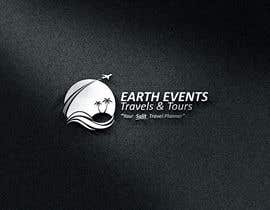 #14 untuk Design a Logo for EARTH EVENTS Travels & Tours oleh biejonathan