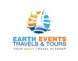 #116 untuk Design a Logo for EARTH EVENTS Travels & Tours oleh mazila