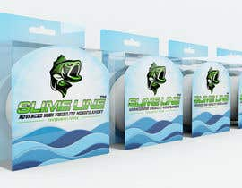 #21 untuk Create Print and Packaging Designs for  fishing line package oleh atia121